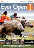 Goldstein, Ben, Jones, Ceri, Anderson, Vicki, Holcombe, Garan, Higgins, Eoin - Eyes Open Level 1 Presentation Plus DVD-ROM - 9781107486065 - V9781107486065