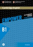 Anderson, Peter - Cambridge English Empower Pre-intermediate Workbook without Answers with Downloadable Audio - 9781107488762 - V9781107488762