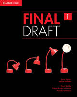 Bohlke, David, Brinks Lockwood, Robyn, Hartmann, Pamela - Final Draft Level 1 Student's Book with Online Writing Pack - 9781107495371 - V9781107495371