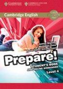 Styring, James, Tims, Nicholas, Joseph, Niki - Cambridge English Prepare! Level 4 Student's Book and Online Workbook - 9781107497856 - V9781107497856