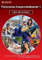 Fuller, Chris; Toro, Virginia; Vivancos, Maria Isabel Isern; Pena-Calvo, Alicia - Panorama Hispanohablante 1 Libro del Profesor with CD-ROM - 9781107572881 - V9781107572881