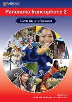Hawkes, Irène - Panorama francophone 2 Livre du Professeur with CD-ROM - 9781107577053 - V9781107577053