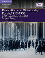 Francis, Robert; Dalton, Hannah - A/AS Level History for AQA Revolution and Dictatorship: Russia, 1917-1953 Student Book - 9781107587380 - V9781107587380