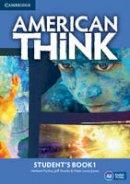 Puchta, Herbert; Stranks, Jeff; Lewis-Jones, Peter - American Think Level 1 Student's Book - 9781107596078 - V9781107596078
