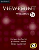McCarthy, Michael - Viewpoint Level 1 Workbook A - 9781107602786 - V9781107602786