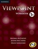 McCarthy, Michael - Viewpoint Level 1 Workbook B - 9781107602793 - V9781107602793