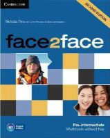 Tims, Nicholas - face2face Pre-intermediate Workbook without Key - 9781107603523 - V9781107603523