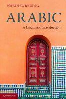 Ryding, Karin C. - Arabic - 9781107606944 - V9781107606944