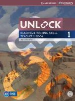 Scott, Andrew - Unlock Level 1 Reading and Writing Skills Teacher's Book with DVD (Cambridge Discovery Education Skills) - 9781107614017 - V9781107614017