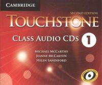 McCarthy, Michael, McCarten, Jeanne, Sandiford, Helen - Touchstone Level 1 Class Audio CDs - 9781107614147 - V9781107614147
