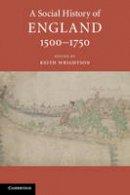 - A Social History of England, 1500-1750 - 9781107614598 - V9781107614598