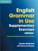 Hashemi, Louise - English Grammar in Use Supplementary Exercises with Answers - 9781107616417 - V9781107616417