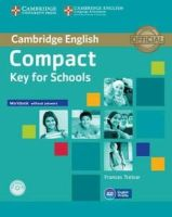 Treloar, Frances - Compact Key for Schools Workbook without Answers with Audio CD - 9781107618800 - V9781107618800