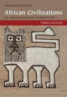 Connah, Graham - African Civilizations - 9781107621275 - V9781107621275