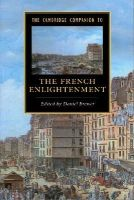 - The Cambridge Companion to the French Enlightenment (Cambridge Companions to Literature) - 9781107626140 - V9781107626140