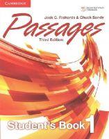 Richards, Jack C., Sandy, Chuck - Passages Level 1 Student's Book - 9781107627055 - V9781107627055
