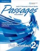 Richards, Jack C.; Sandy, Chuck - Passages Level 2 Full Contact A - 9781107627741 - V9781107627741