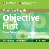Capel, Annette; Sharp, Wendy - Objective First Class Audio CDs - 9781107628540 - V9781107628540