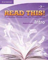 Mackey, Daphne - Read This! Intro Student's Book - 9781107630710 - V9781107630710