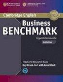 Brook-Hart, Guy - Business Benchmark Upper Intermediate BULATS and Business Vantage Teacher's Resource Book - 9781107632110 - V9781107632110