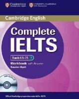 Wyatt, Rawdon - Complete IELTS Bands 6.5-7.5 Workbook with Answers with Audio CD - 9781107634381 - V9781107634381