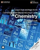 Ryan, Lawrie, Norris, Roger - Cambridge International AS and A Level Chemistry Coursebook with CD-ROM (Cambridge International Examinations) - 9781107638457 - V9781107638457