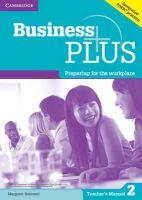 Helliwell, Margaret - Business Plus Level 2 Teacher's Manual - 9781107638723 - V9781107638723