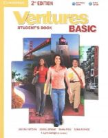 Bitterlin, Gretchen; Johnson, Dennis; Price, Donna; Ramirez, Sylvia; Savage, K. Lynn - Ventures Basic Student's Book with Audio CD - 9781107641020 - V9781107641020
