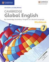 Barker, Chris, Mitchell, Libby - Cambridge Global English Stage 7 Workbook (Cambridge International Examinations) - 9781107643727 - V9781107643727