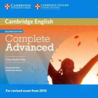 Brook-Hart, Guy, Haines, Simon - Complete Advanced Class Audio CDs (2) - 9781107644502 - V9781107644502
