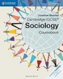 Blundell, Jonathan - Cambridge IGCSE Sociology Coursebook (Cambridge International Examinations) - 9781107645134 - V9781107645134