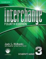 Richards, Jack C. - Interchange Level 3 Student's Book with Self-study DVD-ROM - 9781107648708 - V9781107648708