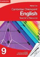 Cox, Marian - Cambridge Checkpoint English Teacher's Resource CD-ROM 9 (Cambridge International Examinations) - 9781107654921 - V9781107654921
