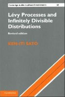 Sato, Ken-iti - Levy Processes and Infinitely Divisible Distributions - 9781107656499 - V9781107656499