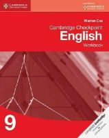 Cox, Marian - Cambridge Checkpoint English Workbook 9 (Cambridge International Examinations) - 9781107657304 - V9781107657304