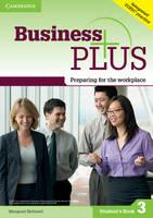 Helliwell, Margaret - Business Plus Level 3 Student's Book - 9781107661875 - V9781107661875
