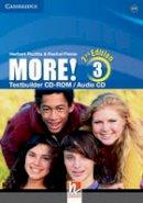 Cassidy, Hannah - More! Level 3 Testbuilder CD-ROM/Audio CD - 9781107663350 - V9781107663350