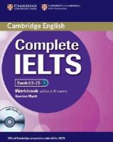 Wyatt, Rawdon - Complete IELTS Bands 6.5-7.5 Workbook without Answers with Audio CD - 9781107664449 - V9781107664449