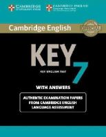 - Cambridge English Key 7 Student's Book with Answers - 9781107664944 - V9781107664944