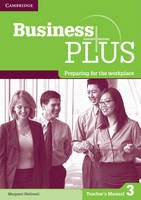 Helliwell, Margaret - Business Plus Level 3 Teacher's Manual - 9781107668867 - V9781107668867