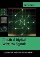 McCune, Earl - Practical Digital Wireless Signals - 9781107674097 - V9781107674097