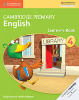 Burt, Sally, Ridgard, Debbie - Cambridge Primary English Stages 4-6 Learner's Book (Cambridge International Examinations) - 9781107675667 - V9781107675667