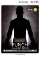 Hanzie, Christopher - Punch: All About Boxing Intermediate Book with Online Access - 9781107677272 - V9781107677272
