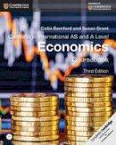 Bamford, Colin, Grant, Susan - Cambridge International AS and A Level Economics Coursebook with CD-ROM (Cambridge International Examinations) - 9781107679511 - V9781107679511