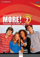 Cassidy, Hannah - More! Level 2 Testbuilder CD-ROM/Audio CD - 9781107679627 - V9781107679627