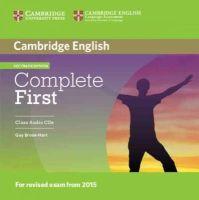 Brook-Hart, Guy - Complete First Class Audio CDs (2) - 9781107687349 - V9781107687349