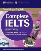 Brook-Hart, Guy, Jakeman, Vanessa - Complete IELTS Bands 6.5-7.5 Student's Pack (Student's Book with Answers with CD-ROM and Class Audio CDs (2)) - 9781107688636 - V9781107688636