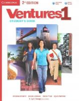Bitterlin, Gretchen; Johnson, Dennis; Price, Donna; Ramirez, Sylvia; Savage, K. Lynn - Ventures Level 1 Student's Book with Audio CD - 9781107692893 - V9781107692893