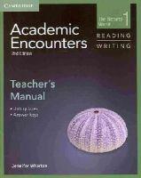 Wharton, Jennifer - Academic Encounters Level 1 Teacher's Manual Reading and Writing: The Natural World - 9781107694507 - V9781107694507