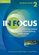 Browne, Charles, Culligan, Brent, Phillips, Joseph - In Focus Level 2 Student's Book with Online Resources - 9781107697010 - V9781107697010